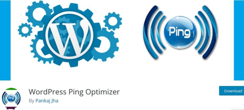پلاگین سئو وردپرسی WordPress Ping Optimizer