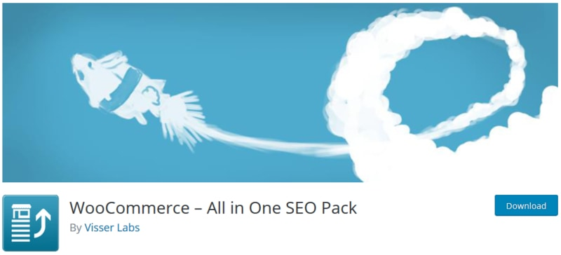 افزونه سئو وردپرس WooCommerce – All in One SEO Pack