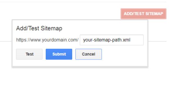 ثبت مجدد نقشه سایت نسخه HTTPS