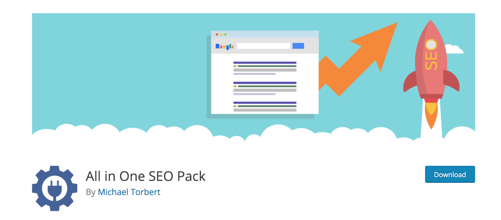 افزونه All in One SEO Pack