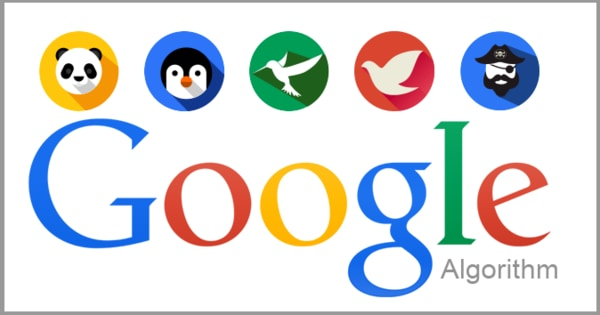 الگوریتم های گوگل و سئو