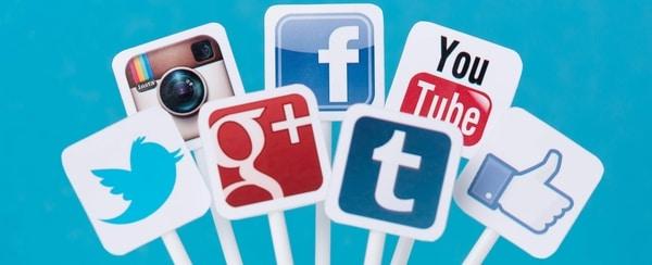 تاثیر شبکه های اجتماعی در سئو