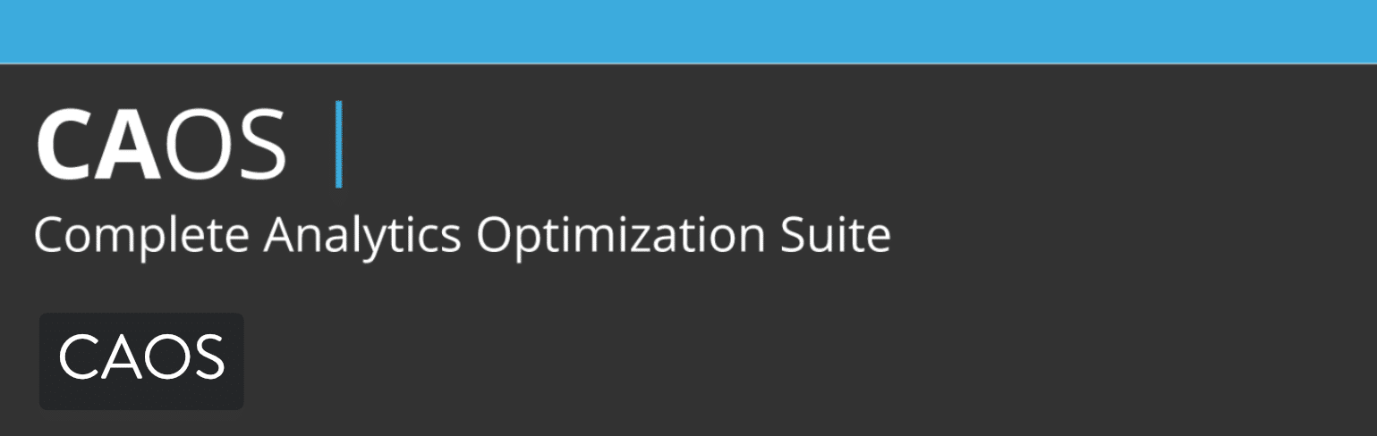 افزونه Complete Analytics Optimization Suite