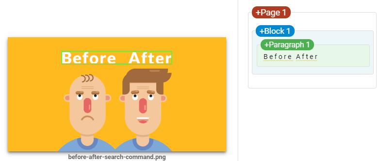 مثالی از Google Cloud Vision
