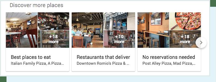 نمایش پنیر در جستجوی کلمه پیتزا