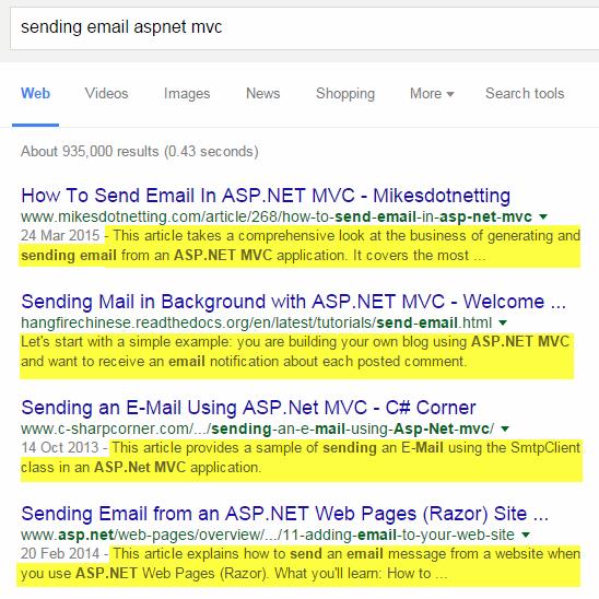 متا دیسکریپشن در نتایج جستجو