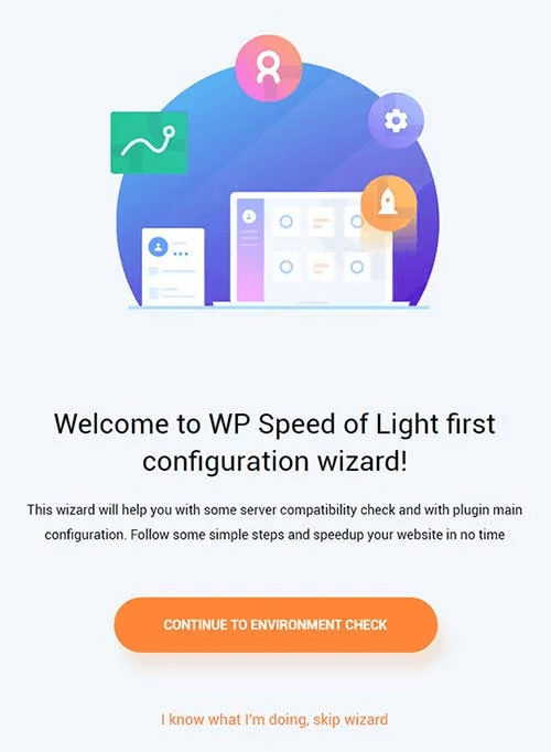 WP Speed ​​Of Light plugin