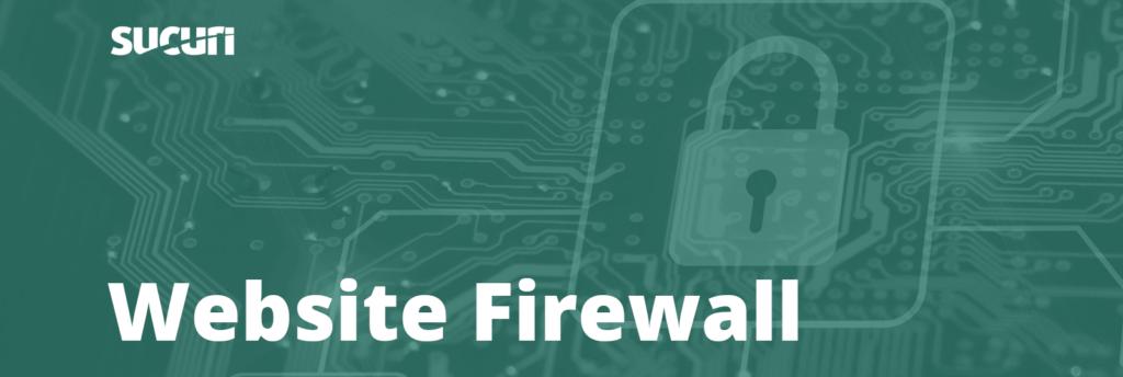 افزونه Sucuri Firewall