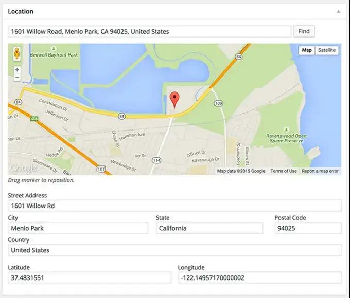 اضافه نمودن نقشه های گوگل